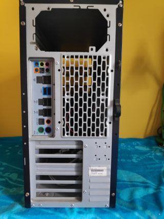 Caja ordenador de sobremesa CPU