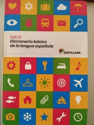 diccionario básico Santillana