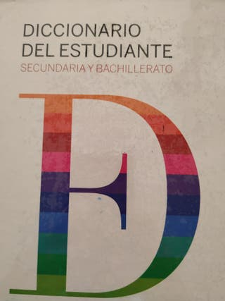 diccionario secundaria y bachillerato Santillana