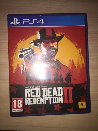 Res Dead Redemption II ps4