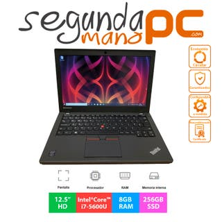 Lenovo ThinkPad X250 WWAN - i7-5600U - 256GB SSD
