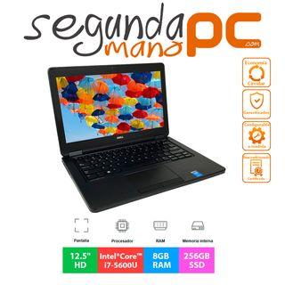 Dell Latitude E5250 - i7-5600U - 8GB - 256GB SSD