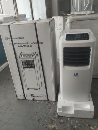 Aire Acondicionado U. Blue Pórtatil 2300Fg NUEVO
