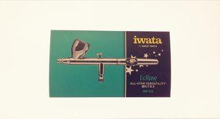 Aerógrafo IWATA HP CS