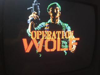 Placa Arcade Operation Wolf de Taito