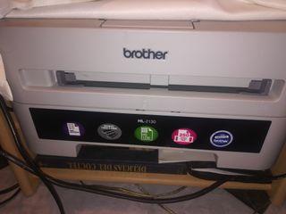 impresora brother monocromo. especificaciones en g