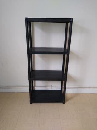 Brand New plastic shelf up to 100 kg load.