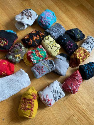 Calcetines variados