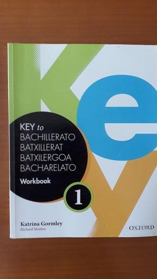 Key to Bachillerato Workbook 1 NUEVO