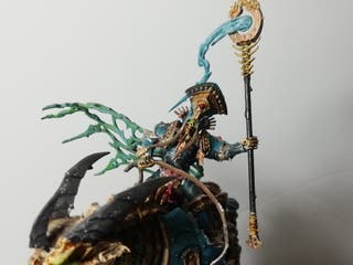Arkhan the black, mortarch of Sacrament
