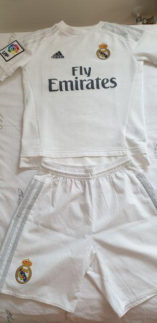 Equipaje niño Real Madrid