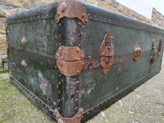 Maleta baúl original american trunks