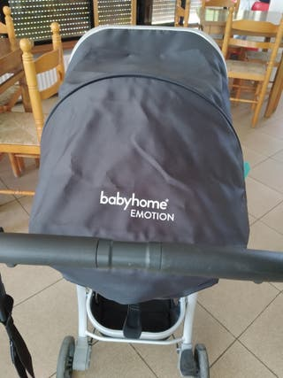 Silla de paseo babyhome Emotion