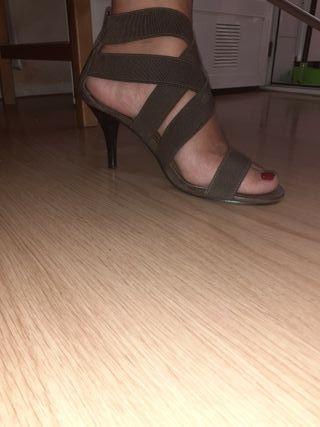 zapatos tacon verano