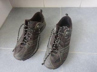 Zapatillas Shimano mtb, btt. N ° 45.