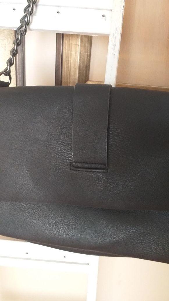 Bolso bandolera piel de Pull&Bear