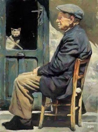 cuidamos ancianos en casa de campo