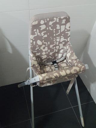 Trona plegable Ikea