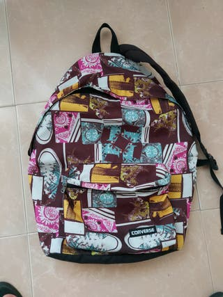 mochila converse original