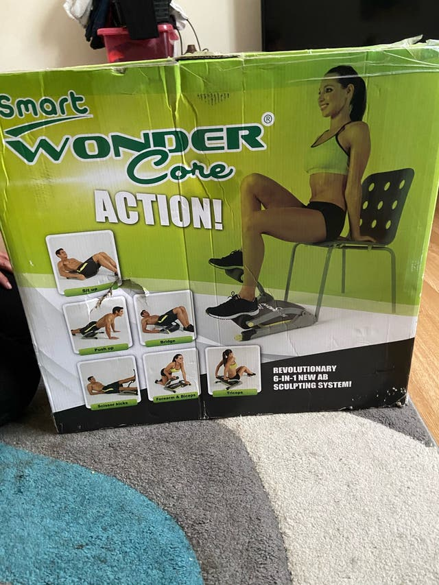 WonderCore Workout Machine