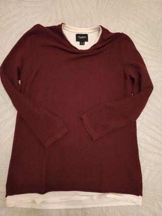 camisa zara hombre y camiseta pull talla s