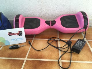 HOVERBOARD -Elèctric scooter- y silla HOVERCART