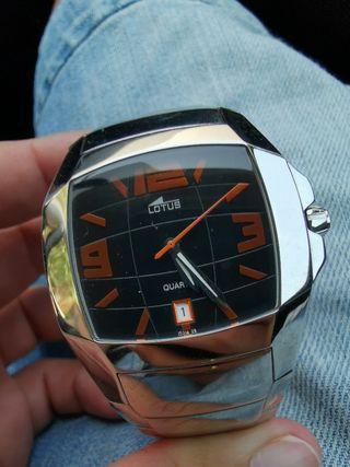 Reloj LOTUS Shiny Acero