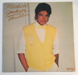 "MICHAEL JACKSON Thriller Disco Vinilo Maxi 12"""
