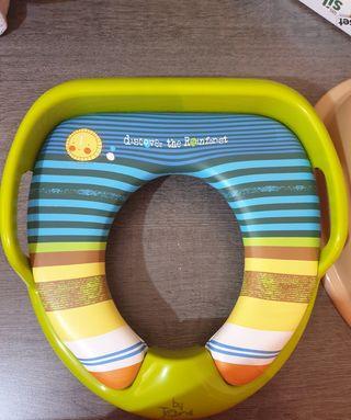 Adaptador WC + Orinal infantil