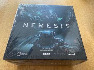 NEMESIS - Juego de Mesa - con expansión