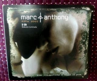 Marc Anthony Ed Limitada 2CD