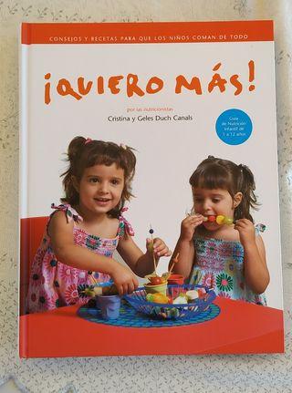 Libro de recetas para los niños