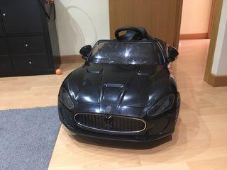Coche eléctrico Maserati