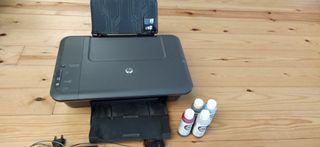 Impresora HP Deskjet 1050 Escaner y Copiadora