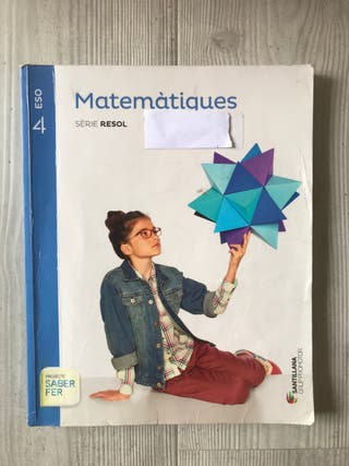 Matemàticas 4º ESO
