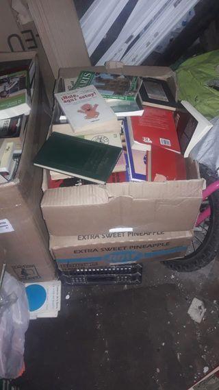 bendo lote de libros