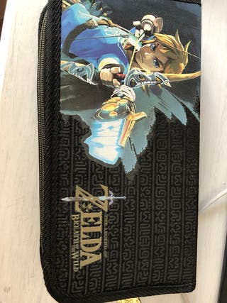Funda nintendo switch zelda