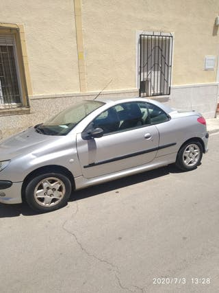 Peugeot 206 cc descapotable 2002