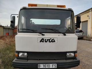 Camion grua Avia 3600 de 1983