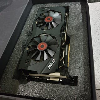 Asus Geforce Strix GTX 980 Directcu ii 4gb gddr5