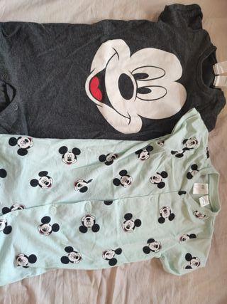 pijamas mickey