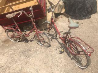 Bicicletas BH Antiguas para restaurar