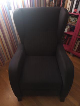 sillón relax elevable