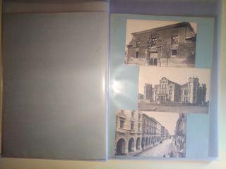 Álbum postales antiguas Huesca