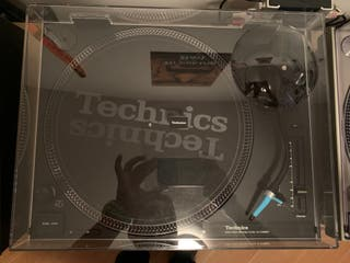 Technics 1210 Mk7