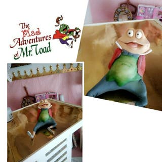 Disney figura Mr. toad