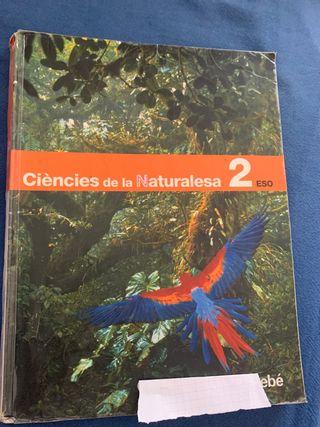 Libro de naturales 2 eso