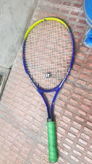 juego de raquetas de tenis