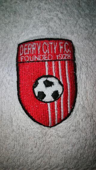 Toalla Equipo Inglés Derby City F. C