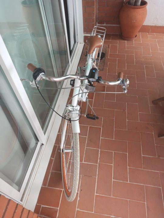 Bicicleta paseo mujer Fabric City nueva!!